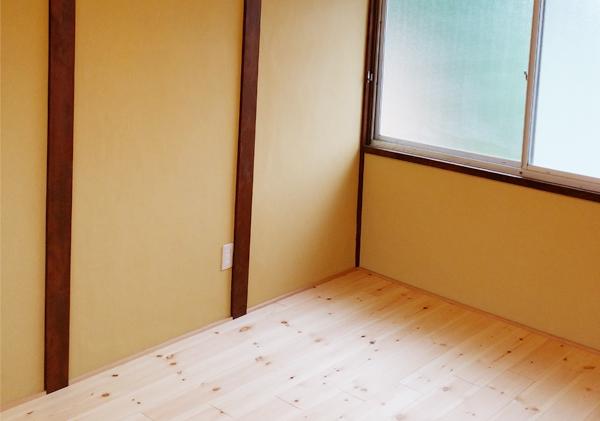 中谷様 和室リフォーム工事施工後